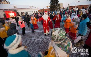 Новый год в Омске: афиша развлечений