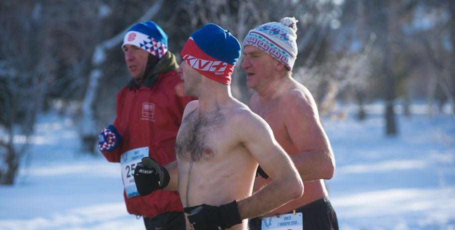 На самый экстремальный забег в Омск приедут 40 иностранцев #Спорт #Новости