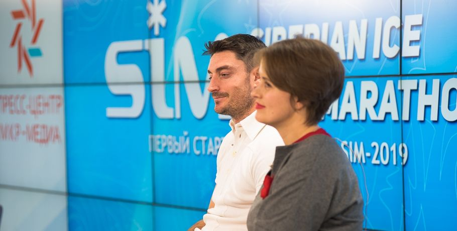 Испанский футболист пробежит в Омске самый холодный забег #Спорт #Новости