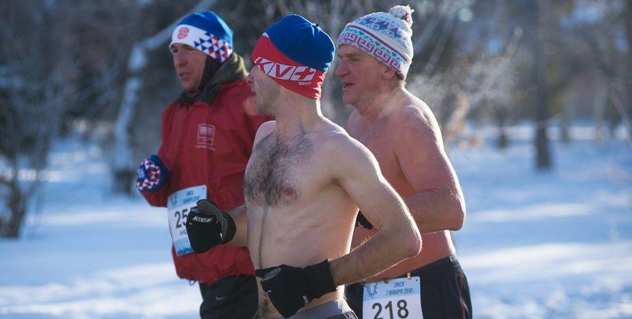 Бегунам Рождественского марафона раздадут по шапке #Спорт #Новости