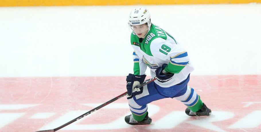 Известный омский хоккеист был объявлен в розыск военкоматом #Спорт #Новости