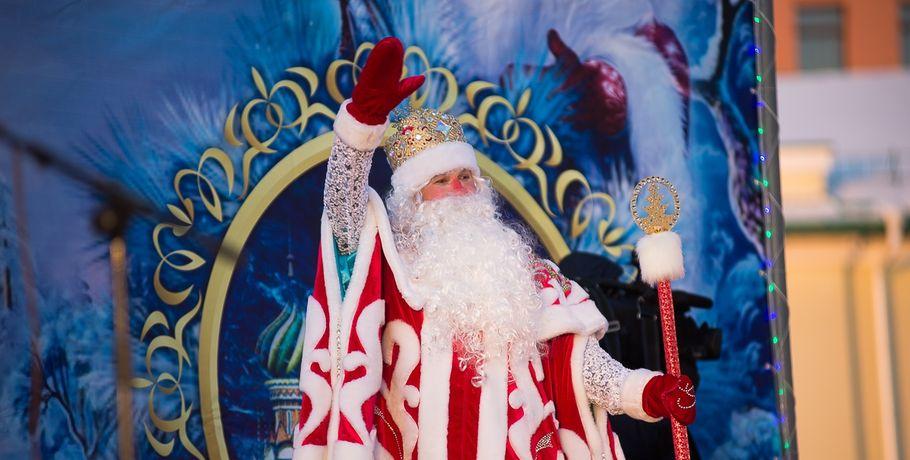 Самые быстрые омичи получат призы Деда Мороза #Спорт #Новости