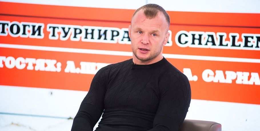 Шлеменко высказался по поводу штрафа Хабиба Нурмагомедова #Спорт #Новости