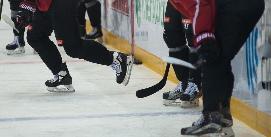 К проведению молодёжного чемпионата по хоккею Омск готов на 30% #Спорт #Новости