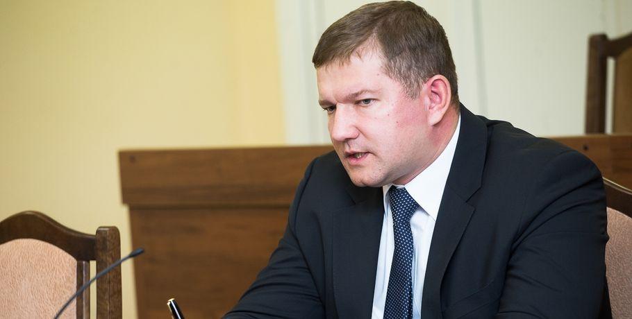 Глава Минсельхоза Омской области Чекусов покидает свой пост ради науки