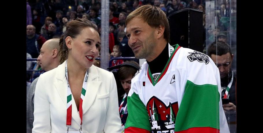 Известный омский футболист Дмитрий Сычёв занялся хоккеем #Спорт #Новости