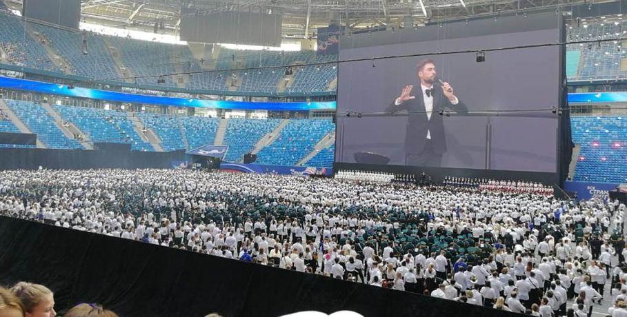 Музыканты Омской филармонии попали вКнигу рекордов Гиннесса