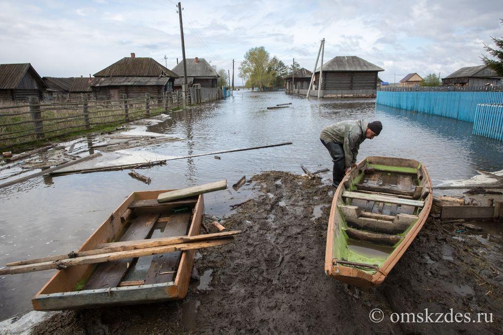 Усть-Ишимский район. Село Эбаргуль
