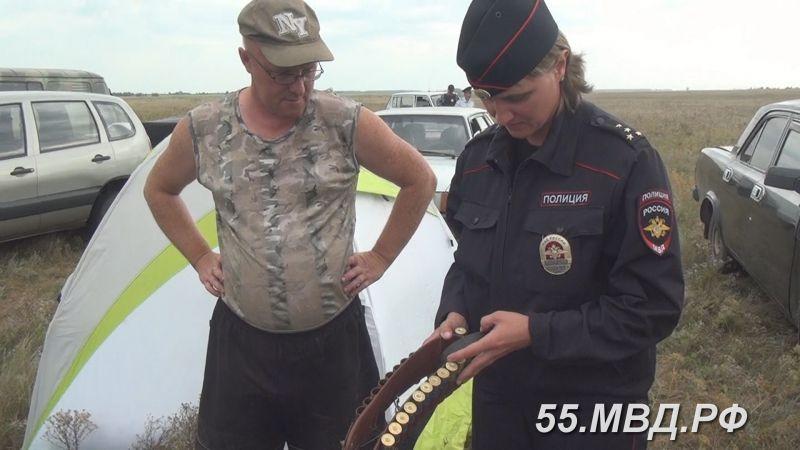 Омские охотники незнают правил хранения огнестрельного оружия