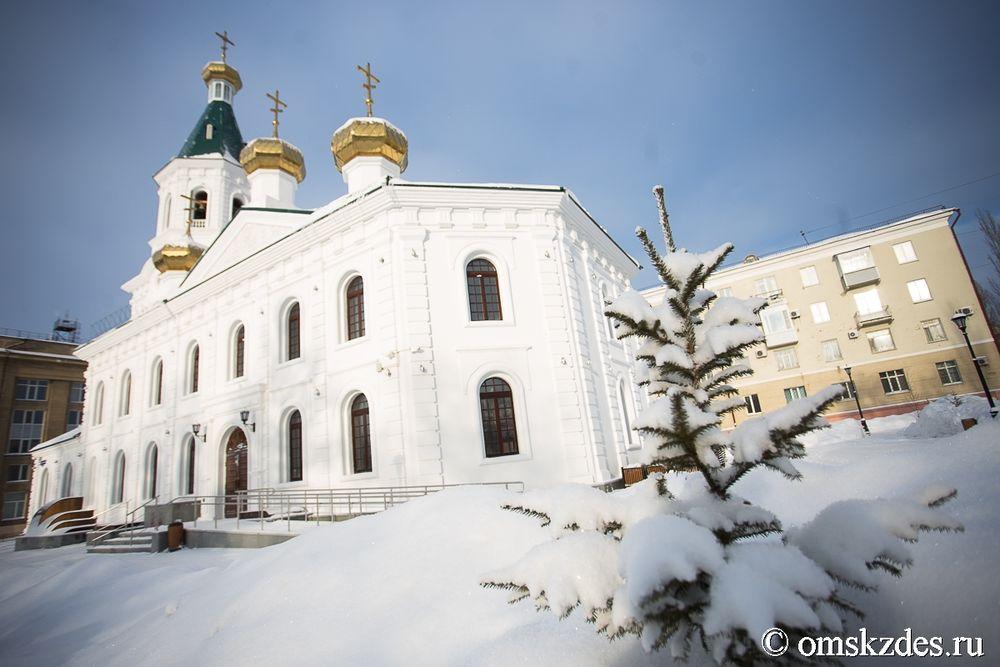 Мединский откроет музейную экспозицию ввозрожденном Воскресенском соборе вОмске