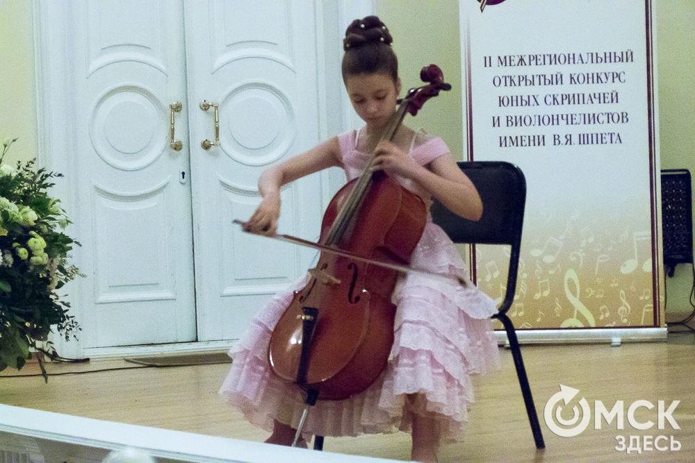 Детские конкурсы по скрипке