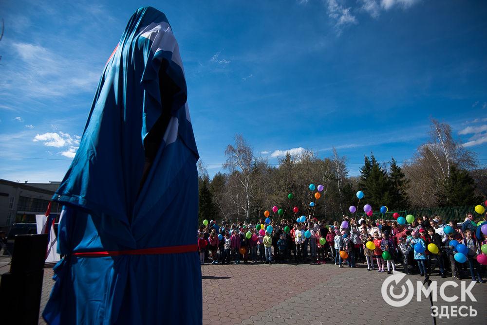 Семья Михалковых и остальные гости закрытия фестиваля «Движение» вОмске