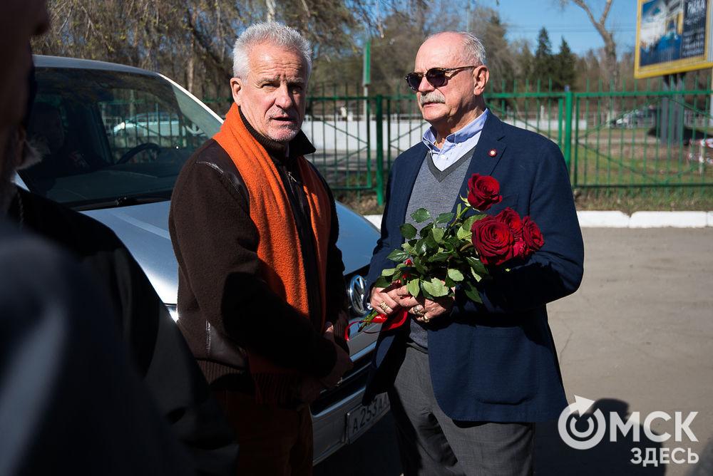 ВОмске прошел кинофестиваль дебютов «Движение»